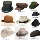 RESISTOL Hat A4054 A4054